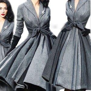 HP🌟 Elegant retro dress jacket